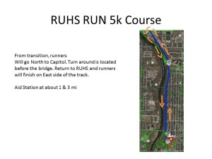 RUHS 5k Run