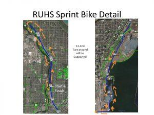 RUHS Sprint Bike Detail